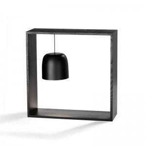 Lámpara Gaku Wire marco negro Flos