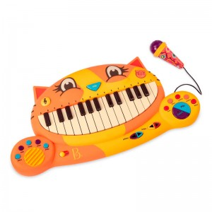 piano musical Meowsic B toys