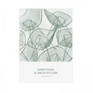 lámina Eames Quotes Architecture Vitra