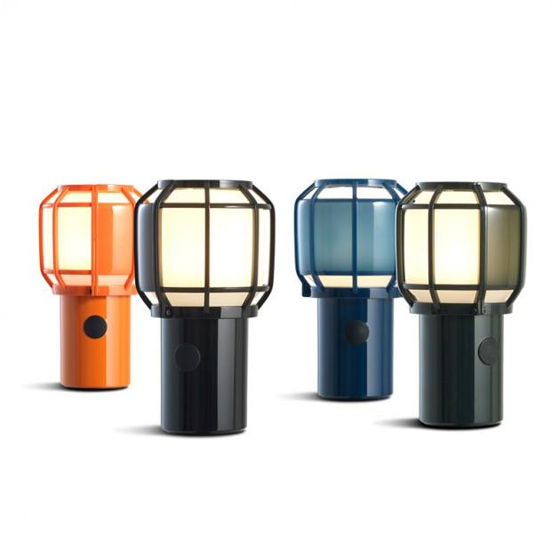 colección lámparas portátil Chispa Marset