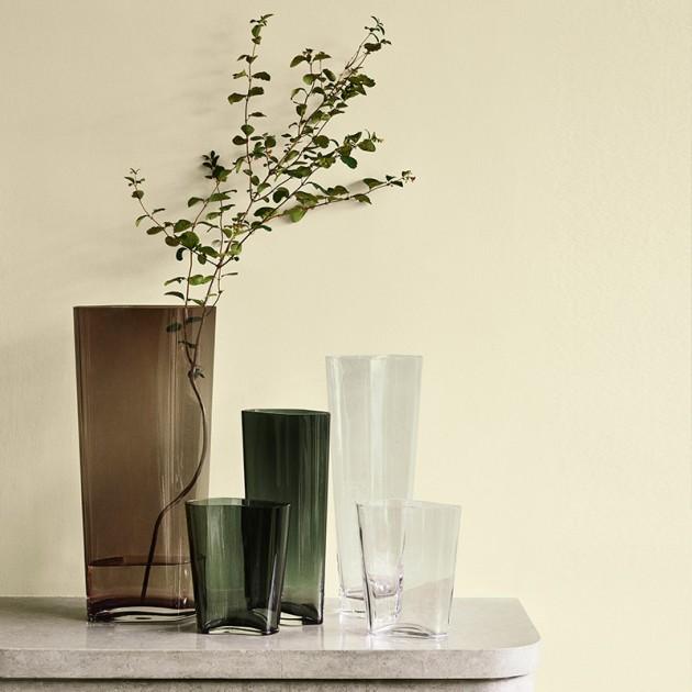jarrones glass vases &tradition colores