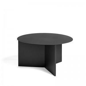 mesa auxiliar Slit XL negra HAY