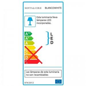 bombillas para aplique BlancoWhite R1 Santaycole