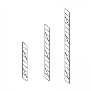 paneles Tria wall Mobles 114 fondo 24
