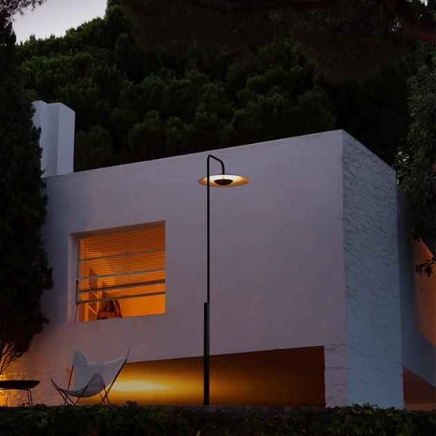 terraza con lámpara Ginger 60/298 Marset