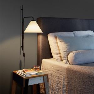 aplique Funiculí A Fabric Marset dormitorio