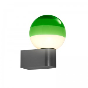 aplique Dipping Light A1-13 verde grafito Marset