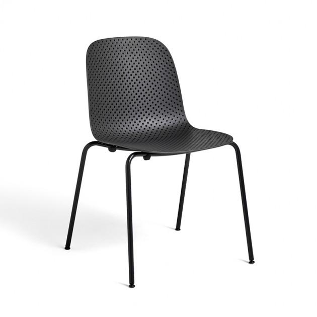 Silla 13Eighty chair HAY negra