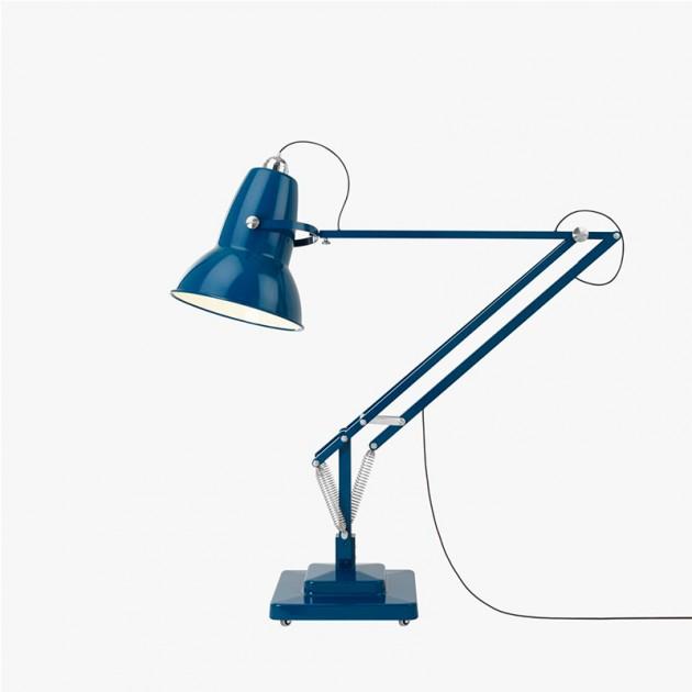 Lámpara Original 1227 Giant Outdoor Floor Lamp Anglepoise azul marino