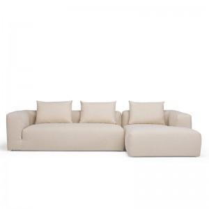 sofá chaise longue Kornum Kragelund