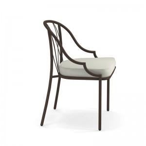 perfil silla Como de exterior Emu hierro antiguo