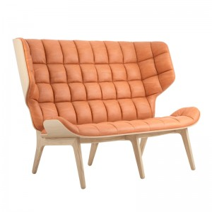 Mammoth Sofa Leather  - Norr11