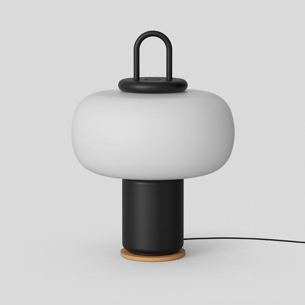 lámpara portátil Nox Astep apagada