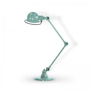 Jieldé lámpara de escritorio Loft D6440 verde vespa