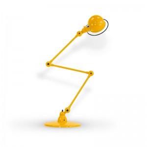Jieldé lámpara de pie Loft D9403 mostaza