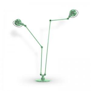 Jieldé lámpara de pie Loft DD7460 verde agua