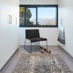 Indecasa silla lounge Espiga ambiente