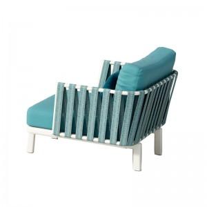 Easy chair Anthea Indecasa azul claro