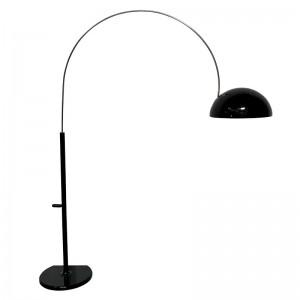 lámpara Coupé 3320 Oluce negra