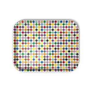 Bandeja Diamonds Multicolour M Classic Tray - Vitra