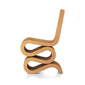 Silla Wiggle Side Chair  - Vitra