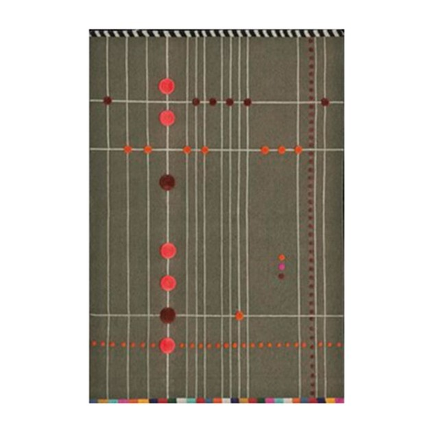 Rabari 4 alfombra diseño Nanimarquina