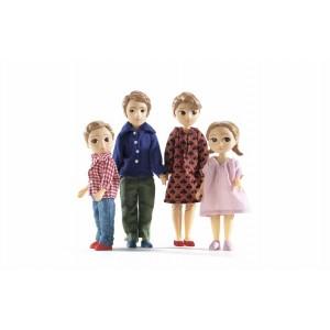 Familia de Thomas & Marion - Djeco